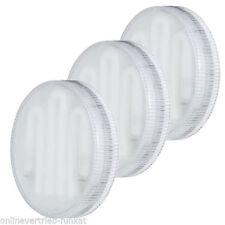 3 x PAULMANN 885.16 energia Sparlampe gx53 6w Disc Bianco Caldo 88516 Salus