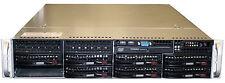 SuperMicro 6026T-NTR+ Server X8DTN+ 2 *W5590 QC 3.33Ghz 72GB NO HD 2 *720w AC