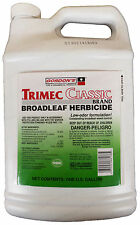"Trimec Classic Broadleaf Herbicide ""Lawn/Turf Weed Killer"" - 1 Gallon"