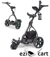 NEW EZICART 500W ELECTRIC GOLF TROLLEY BUGGY WITH ACCESSORIES