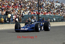 Mark Donohue Penske Sunoco McLaren M16 Indianapolis 500 1971 fotografía 2