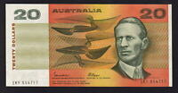Australia R-409b.  (1985) 20 Dollars.  Johnston/Fraser - Gothic..  VF..