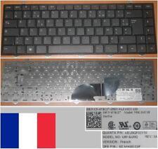 Azerty French Keyboard DELL STUDIO 14 1440 9Z.N1K82.C0F 0VR127 AEUM2F00110 Black