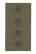 REPUBLIC OF SERBIA - SERBIAN ARMY BREAST RANKS CAPTAIN FIRST CLASS PATCH - RRR