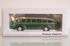 Mercedes LO 3500 Stromlinienbus, grün / beige, 1:43 Premium ClassiXXS, #12327