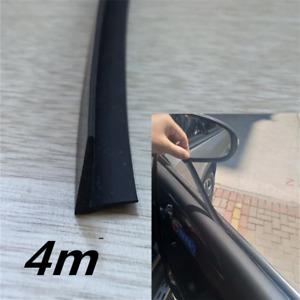 157inch Rubber Seal Strip Soundproofing Car Window Door Glass Noise Weatherstrip