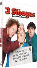 Les 3 stooges Les trois corniauds DVD NEUF SOUS BLISTER