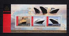 103915/ Isle of Man 2008 - Bl. 62 - Passagierschiffe - **