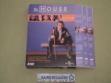 DR . HOUSE SAISON 1 SERIE TV UNIVERSAL HUGH LAURIE COFFRET 6 DVD