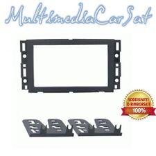 Mascherina Phonocar 2ISO-ISO nero Hummer H3/Saab 9.7X 03408