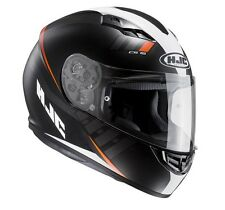 Casco Helm Casque Helmet HJC CS-15 SPACE ARANCIO L