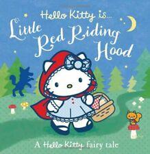 Hello Kitty is... Little Red Riding Hood (Hello Kitty)