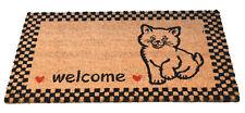 Cat Doormat Coir Door Mat Large Front Entrance Matt Doormats Outdoor Home Mats