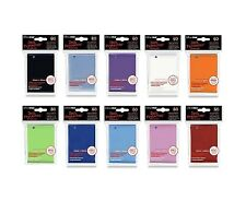 60 Pack Ultra Pro Card Sleeves - Deck Protectors Small Size 13 Colours Yu Gi Oh