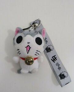 "Chi's Sweet Home Strap Mascot Plush 3"" Stuffed Toy Doll Japan"