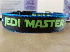 Star Wars Jedi Master Dog Collar