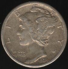 More details for 1924 s u.s.a. mercury dime | world coins | pennies2pounds