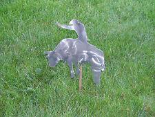 Bull Rider Western cowboy rodeo yard art stake steel lawn #BR6