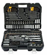Best New Dewalt Mechanics Kit Drive Socket Brand Tool Case Set (200-Piece)