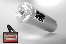 HMF Titan Quiet Slip On Exhaust + Dynojet PCV PC5 Polaris Sportsman 850 XP 2011