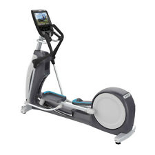Precor EFX 885 with P82 Console Converging Crossramp Elliptical - Remanufactured