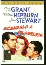 Dvd Scandalo a Filadelfia - Ed Speciale 2 dischi di George Cukor 1940 Usato raro