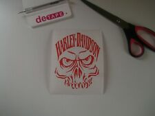 Harley davidson Car/Bike Vinyl Graphic Sticker Decal x2