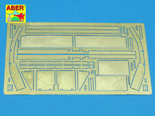 1/35 ABER  35A37 PHOTO-ETCHED FENDERS for GERMAN JAGDPANZER IV L/48 & L/70