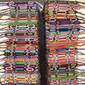 20pcs/Lots Bohemian 1.5CM Width Braided Cotton Rope Cuff Friendship Bracelet