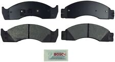 For Ford E-450 Ecoline Super Duty F53 F59 Blue Disc Brake Pads Bosch BE411