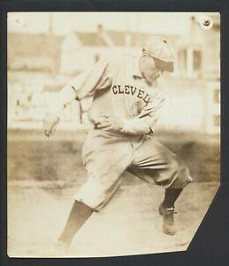 1911 Jack Stansbury Spring Training Cleveland Indians-Vintage Baseball Photo