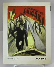 The Cabinet Of Doctor Caligari (Kino Lor. Blu-Ray Disc Nov-2014) 4k Restoration