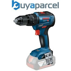 Bosch 18v GSB 18V-55 Brushless Combi Hammer Drill GSB18 - Bare Tool GSB18V55N