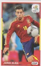 AH / Panini football Euro 2012 Special Dutch Edition #193 Jordi Alba