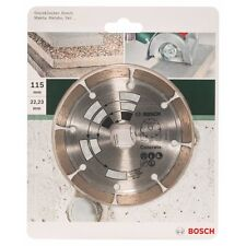 BOSCH 2609256413 115MM DIAMOND BLADE DISC FOR CUTTING CONCRETE
