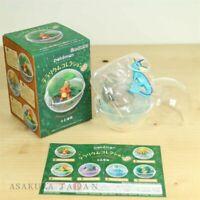 Pokemon Terrarium Collection vol.3 #5 Vaporeon Mini Figure From Japan