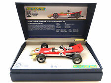 Scalextric Legends Team Lotus Type 49B Graham Hill 1of3500 1/32 Slot Car C3656A