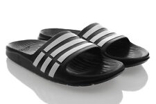 b264f47ab8cd adidas Performance Duramo Slide K Children Pool Shoes Slippers Black G06799  38