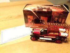 Matchbox models of yesteryear - 1912 Mercedes-Benz Fire Engine - YFE20-M