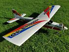 """Vintage Tower Hobbies 40 R/C Airplane, 60"""" Wingspan, Remotes, and many Assories."""