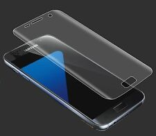 Premium Original Clear Tempered Glass Screen Guard For Samsung Galaxy S7 Edge