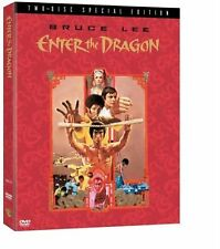Enter The Dragon Special Edition  Bruce Lee, John Saxon Brand New Sealed DVD