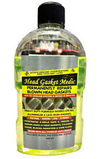 Permanent Blown Head Gasket Repair Medic Cooling System Repair Radiator Sealer