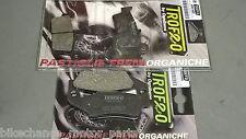 kit pastiglie anteriori + posteriori Suzuki DRZ DR-Z 400 E S SM Trofeo organiche