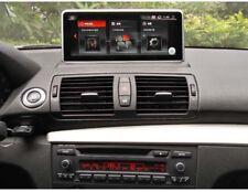 Android Auto GPS Satnav Headunit Stereo For BMW 1 E87 E88 E81 E82 2004-2013 Wifi