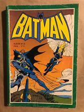 BATMAN (Sagedition - trimestriel) - Album 6 : T4 / T5 / T6