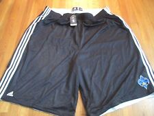 ADIDAS NBA AUTHENTIC NEW ORLEANS HORNETS PRACTICE SHORTS SIZE 6XL +4""