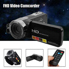 "3.0"" Full HD 16X Zoom IR Night Vision DV Camera Camcorder Digital Video Recorder"