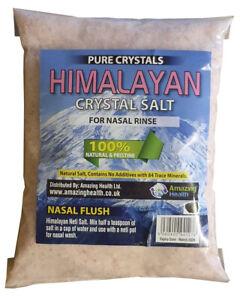 Amazing Health® Neti Salt - Natural Himalayan Salt 300g - Fine Granules