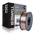 Boswell - 0.8mm x 1KG Mild Steel ER70S-6 MIG WELDING WIRE - Welder Wires